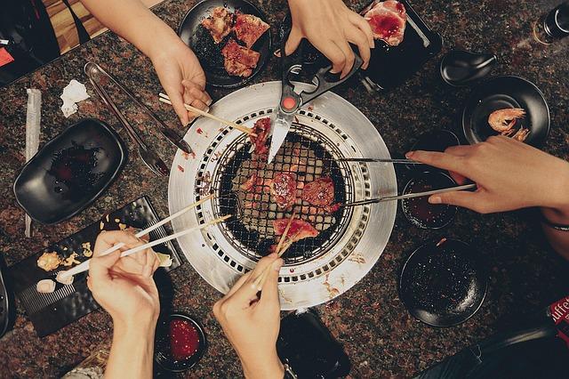 stolní gril