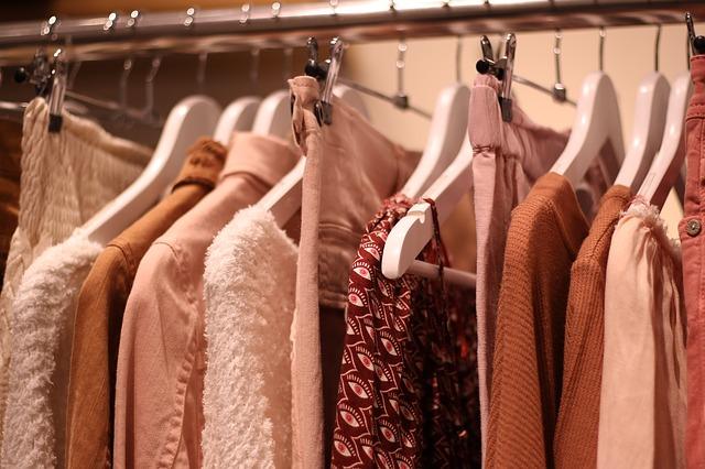 vybrané kousky oblečení