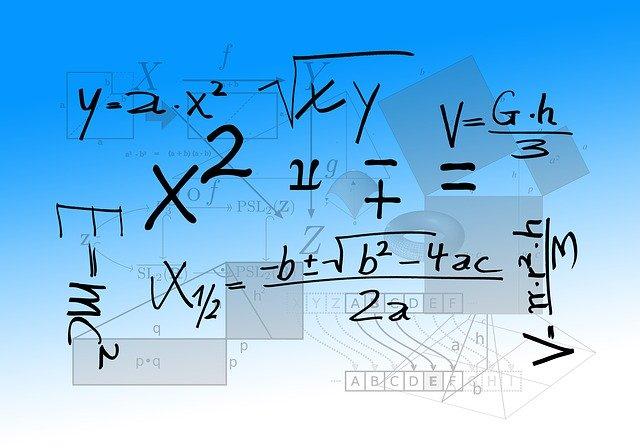 Matematické vzorečky