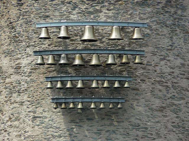 zvonkohra ze zvonů